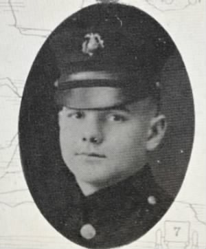 Sgt. George M. Van Camp