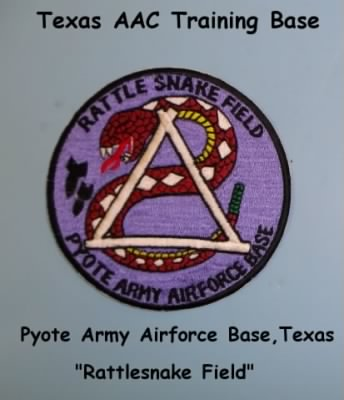 Pyote AAB  in Texas