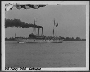 US Navy - USS Dubuque