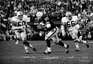 Lee Roy Caffey and Nitschke