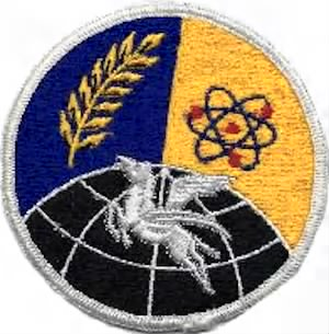"The ""744th Bombardment Squadron"" Emblem / B-52's over Vietnam"