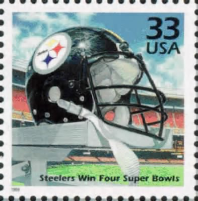 Steelers Stamp - Fold3.com