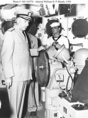 Admiral William H. P. Blandy, USN