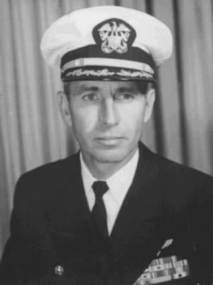 Admiral George Morrison