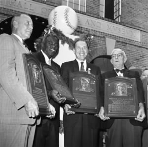 Hall Of Fame Class Of 1962