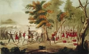 Battle of the Thames- War of 1812