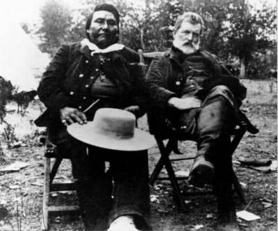 Chief Joseph and Colonel John Gibbon - Fold3.com