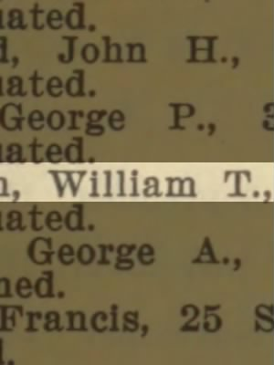 Sampson, William T