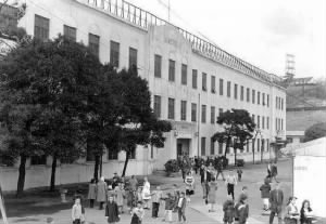 Nile C. Kinnick Navy Dependents School, Yokohama, Japan 1964