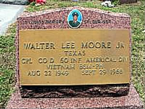 Walter Lee jr. Moore