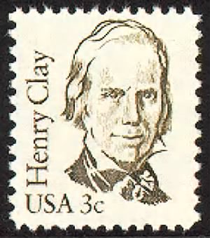 Henry Clay Stamp