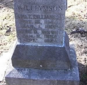 Williamson headstone.jpg