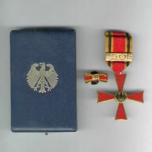 FEDERAL REPUBLIC OF GERMANY. Order of Merit,.jpg