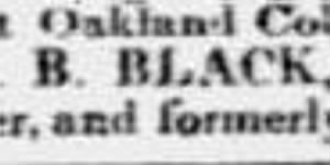 Samuel H B Black 1847 Death Notice.JPG