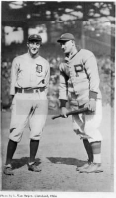 Cobb & Wagner 1909 World Series.jpg