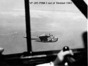 VP-205 PBM-3 out of Trinidad 1943.jpg