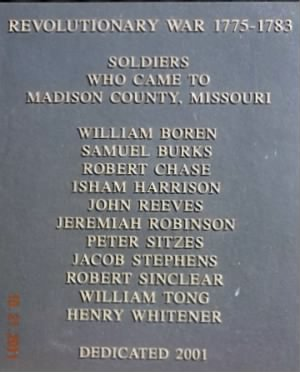 1-Rev War Soldiers Who Moved to Madison Co MO USA - 2001.jpg