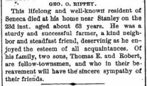 George O Rippey 1886 Death Notice.jpg