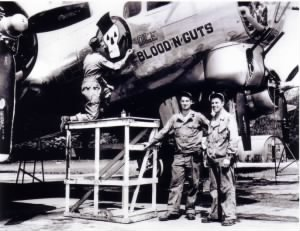 Ole Blood and Guts (Dad's Bomber).jpg
