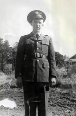 Guy Elmore Melrose in Army uniform, 1942.jpg
