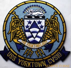 USS Yorktown (CVS-10) patch.JPG