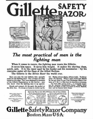 Gillette Safety Razor.JPG