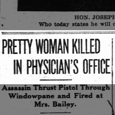 Pretty Woman Killed in Physician's Office