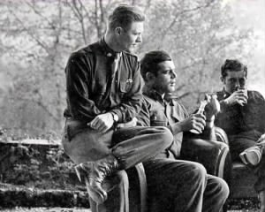 Dick Winters, Lewis Nixon and Harry Welsh in Berchtesgaden.jpg