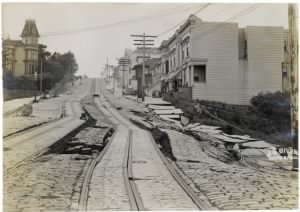 San Francisco Earthquake 1