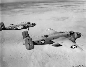 North American B-25D-20 Mitchell Bombers of the 12th Bombardment Group, Medium.jpg