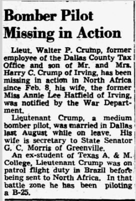 Crump, Walter P_Dallas Morning News_TX_Wed_03 March 1943_Pg I_4.JPG