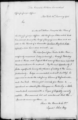 Foreign Letters of the Continental Congress and Department of State, 1785-1790 › Page 2 - Fold3.com