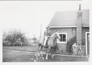 Bud on horse, Bluebell, 1955.jpg